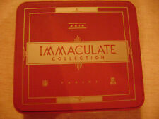 2016 Immaculate Collection Tin Display Box Container Nice