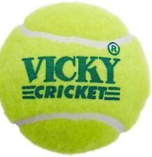 Vicky Heavy Tennis Balls FLUORESCENT YELLOW 6 Balls + AU Stock + Free Ship