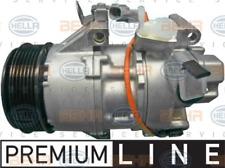 Kompressor, Klimaanlage für Klimaanlage HELLA 8FK 351 125-201
