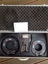 Geberit Novopress Mapress Press Collars Set Jaw 76mm 88.9 mm  and Adapter