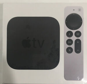 APPLE TV 4K 32GB 2021 STREAMING DEVICE LATEST GENERATIONS BRAND NEW SEALED