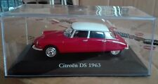 "DIE CAST "" CITROEN DS - 1963 "" SCALA 1/43 ATLAS EDITION"