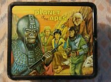 1974 PLANET OF THE APES Vintage Lunchbox. Super Nice!