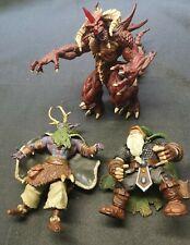 Blizzard Action Figuren Wow Warcraft und Diablo Zwerg