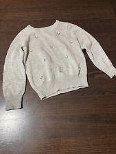 Baby Gap Jeweled Sweater Size 3
