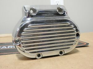 Harley Davidson Touring Dyna Softail & FXR Ribbed Transmission Right Side Cover