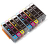 9 Ink Cartridges for HP 364 XL Photosmart 5510 5515 5520 5524 6510 C6380 Printer