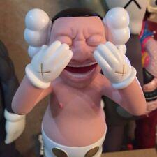 12inch KAWS Yue Minjun Toy X Figure Mot Art Medicom Companion Original Fake