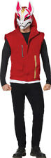 Read Fortnite Drift Halloween Costume Adult Medium Hood Vest Only No Mask