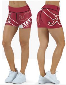 Alabama Crimson Tide Small to 2X-Large Women's Shorts