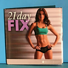21 Day Fix ~ Autumn Calabrese ~ Fitness Workout Dvd ~ 2 Dvd's 9 Workouts ~ Nice!