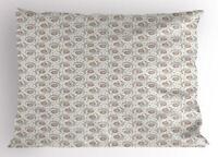 Constellation Pillow Sham Decorative Pillowcase 3 Sizes for Bedroom Decor