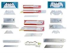 Trapezklingen Hakenklingen Ersatzklinge Cuttermesser Teppichmesser Klinge