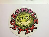 "Skateboard Sticker, Anti-Hero, Grimple Stix MD, 5"", Street Series#1114-102318"