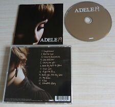 CD ALBUM 19 - ADELE VERSION 12 TITRES 2008