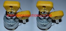 LOT 2, Clark Forklift Truck ignition switch 7004147  2368655 2782017,ONLY $18 EA