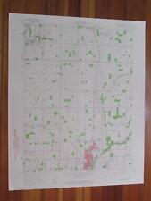 Anderson North Indiana 1961 Original Vintage USGS Topo Map