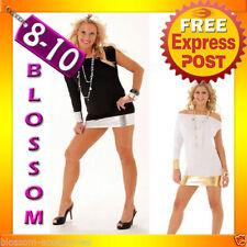 Blossom Polyester Short Sleeve Dresses for Women