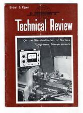 BRUEL & KJOER - TECNICAL REVIEW - Nº 3 - 1961