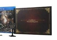 CODE VEIN Bloodthirst Collector's Edition Art book Only BANDAI SONY PS4