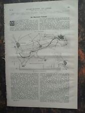 1890 Manchester Seekanal Liverpool Berlin Arbeiter Mietshaus