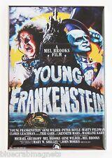Young Frankenstein FRIDGE MAGNET (2 x 3 inches) movie poster mel brooks