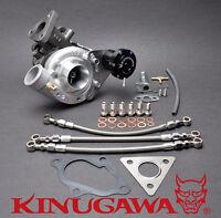 Kinugawa Turbo Kit Turbocharger TF035HM-13T w/ 4cm Hsg Fit 1.3~1.6L Patrol Engin