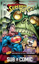 SUPERMAN TOP CAT SPECIAL #1 (DC 2018 1st Print) COMIC