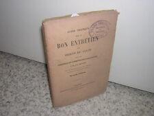 1870.guide pratique pour bon entretien des objets du culte.religion