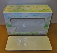 Easter Lamb Cake Box and Board - Set of 5