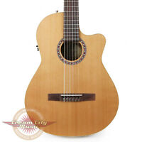 Brand New La Patrie Concert CW QIT Classical Acoustic Electric with Case