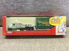 SCAMMEL BALLAST TRUCK & LOW LOADER BILLY SMARTS CIRCUS 1:76 OO GAUGE LLEDO BOXED
