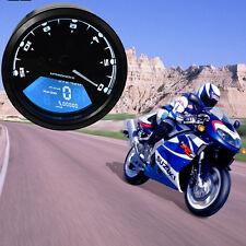LCD Digital Tachometer Speedometer Odometer Motorcycle Motorbike 12000RPM JL
