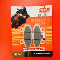Hyosung GT 125 R Supersort 07 > ON SBS Front Brake Pads Sinter Set OE QUALITY