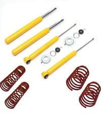 sport suspension lowering kit springs shock absorber Audi 80 90 Typ 89 B3