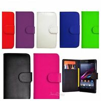 Flip Wallet Leather Case Book Pouch Cover  For Various Samsung Galaxy Phones