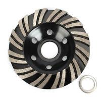 100mm Diamond Segment Grinding Wheel Disc Grinder Concrete Granite Stone Cutting
