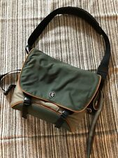 "CRUMPLER ""WACK-O-PHONE"" Laptop Messenger Bag, 3-farbig, wenig genutzt, EXTRAS"
