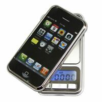 iPhone Mini Pocket Scales Weighing Electronic Digital Jewelry Gold
