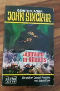 John Sinclair Taschenbuch 73 005---Alptraum in Atlantis