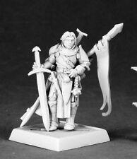 ALAIN - PATHFINDER REAPER figurine miniature iconic paladin warrior banner 60045