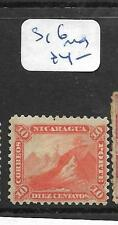NICARAGUA  (PP3006B)     10C  SC 6    MOG