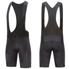 Black Cycling Bib Short Bicycle Bike Mountain Jersey Shirt Clothing Tee Pad Pant