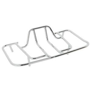 Chrome Trunk Box Mount Luggage Rack Fit For Honda GL1800 GL 1800 2001-2017 2016