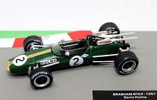 Formula 1 Car Collection Brabham BT24 1967 Denis Hulme 1:43 F1 Model Mint