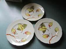 "Vtg Sheffield BOUQUET Set of 5-6 3//4/"" Bread Dessert Plates Fine China Japan EC"