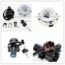 For Honda CBR1000RR 08-14 Ignition Switch Seat Lock Fuel Gas Cap Cover Key Set
