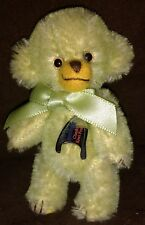 "MERRYTHOUGHT 3"" CHEEKY KIWI MOHAIR TEDDY BEAR 12 OF 250 - NEW IN BOX"