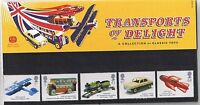 GB Presentation Pack 351 2003 Transports of Delight 10% OFF 5