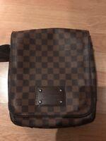 Louis Vuitton Brooklyn Damier Ebene Men's Messenger Bag